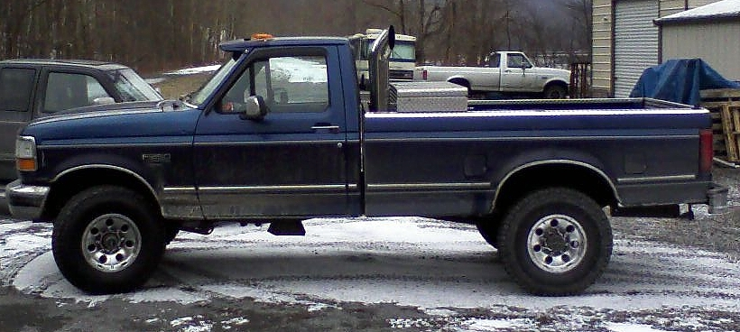 1994 Ford F-250 #10