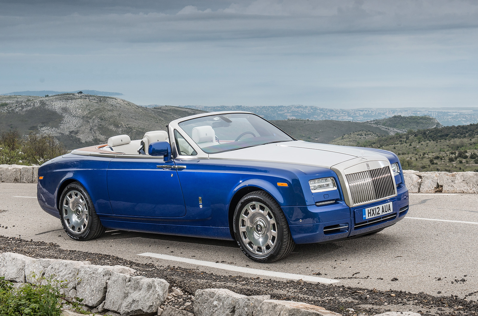 2012 Rolls royce Phantom Drophead Coupe #3