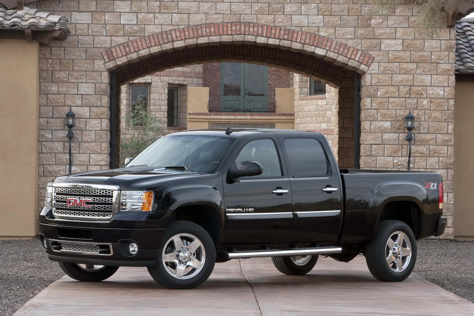 2011 GMC Sierra 2500hd #3