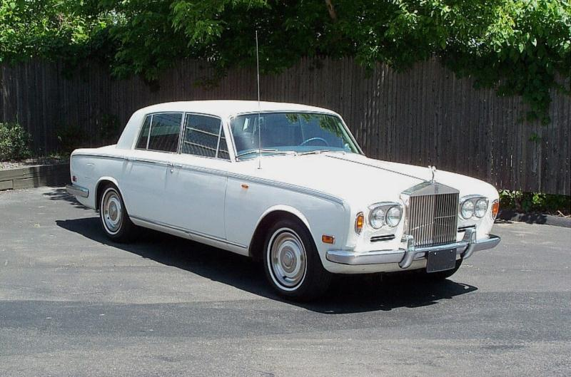 1971 Rolls royce Silver Shadow #9