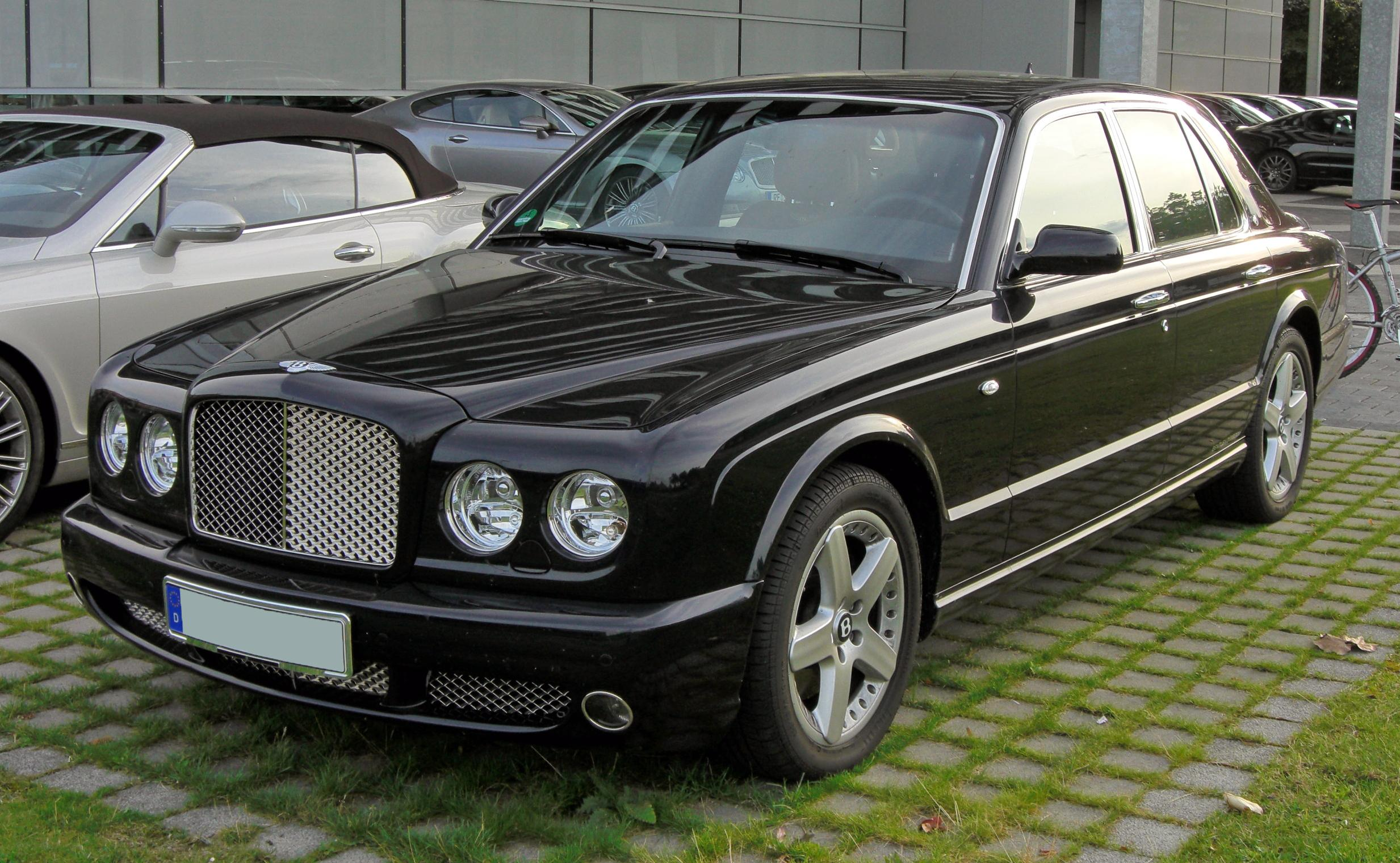 review cars arnage bentley speed for top sale brooklands