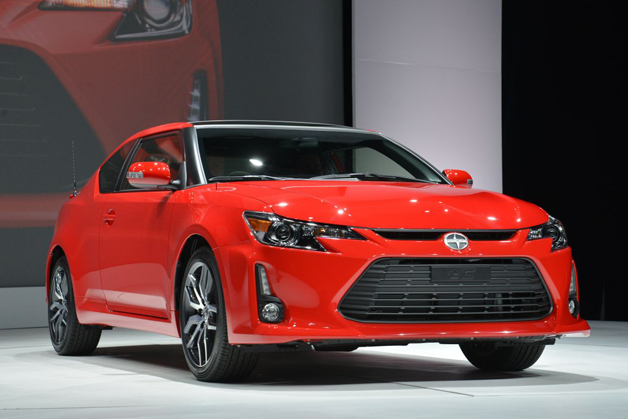 2014 Scion Tc #11