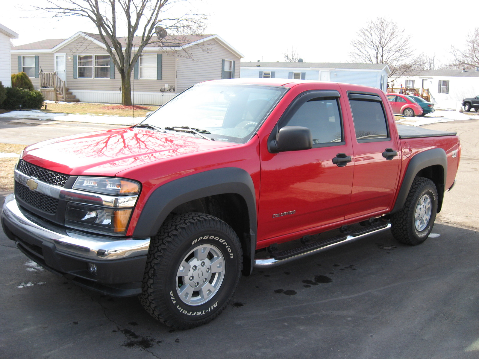 2005 Chevrolet Colorado #4