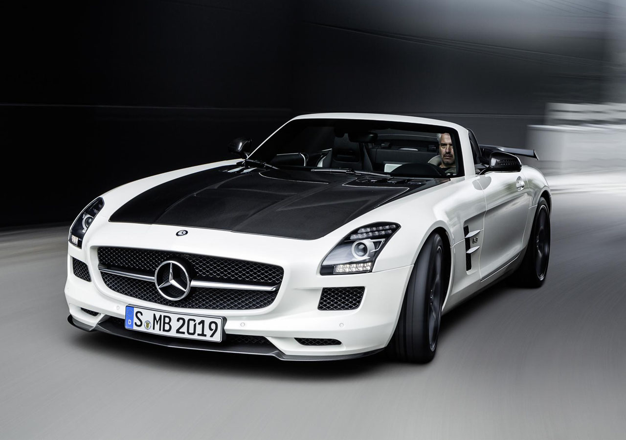Mercedes-Benz Sls Amg Gt Final Edition #9