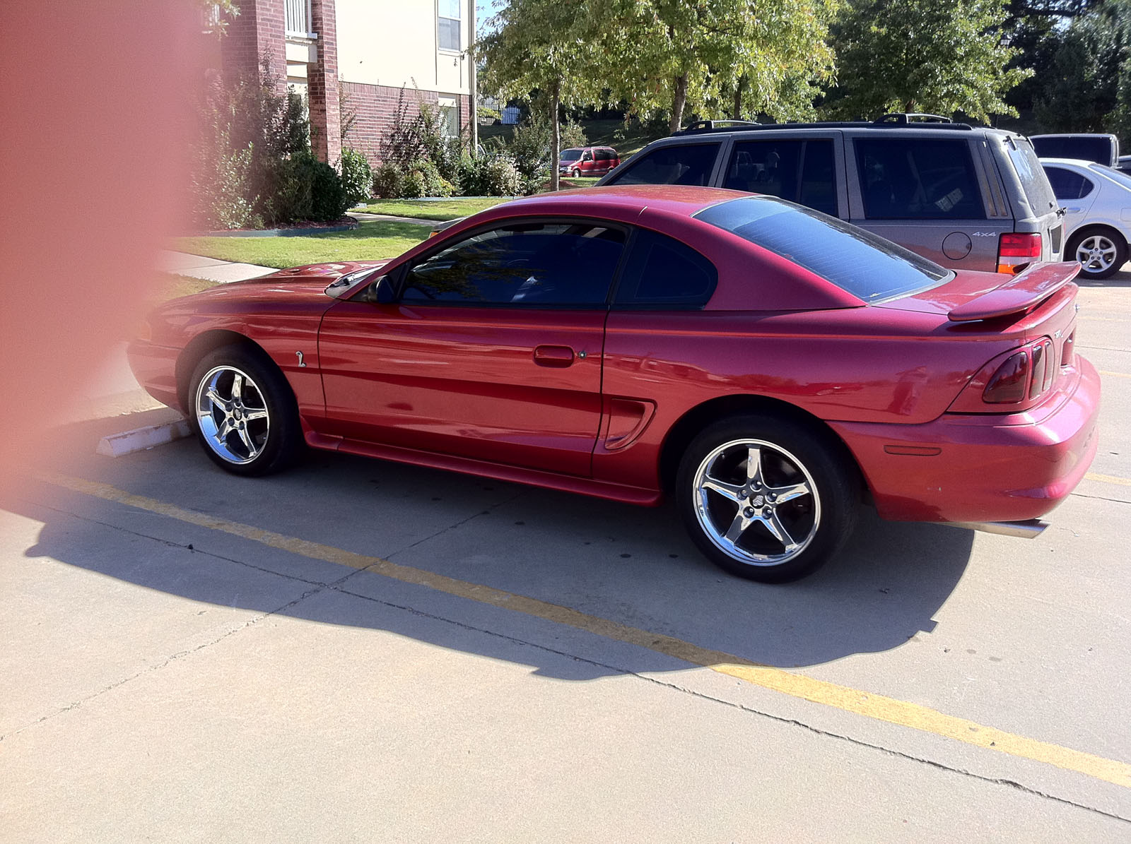 1996 Ford Mustang #14