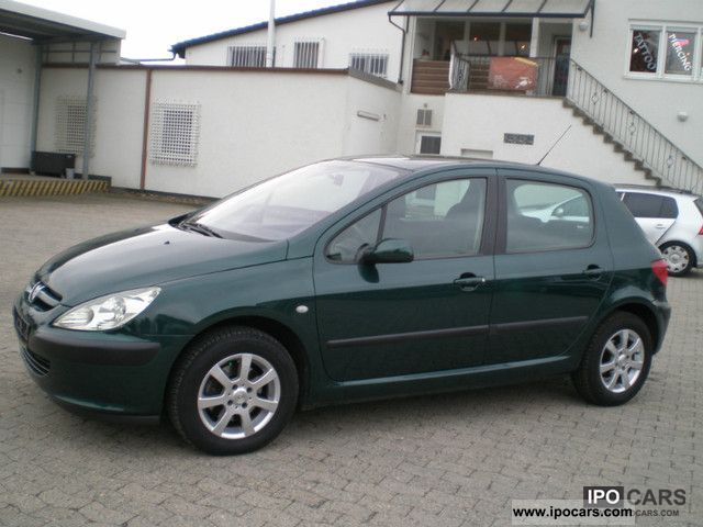 2001 peugeot 307 photos informations articles. Black Bedroom Furniture Sets. Home Design Ideas