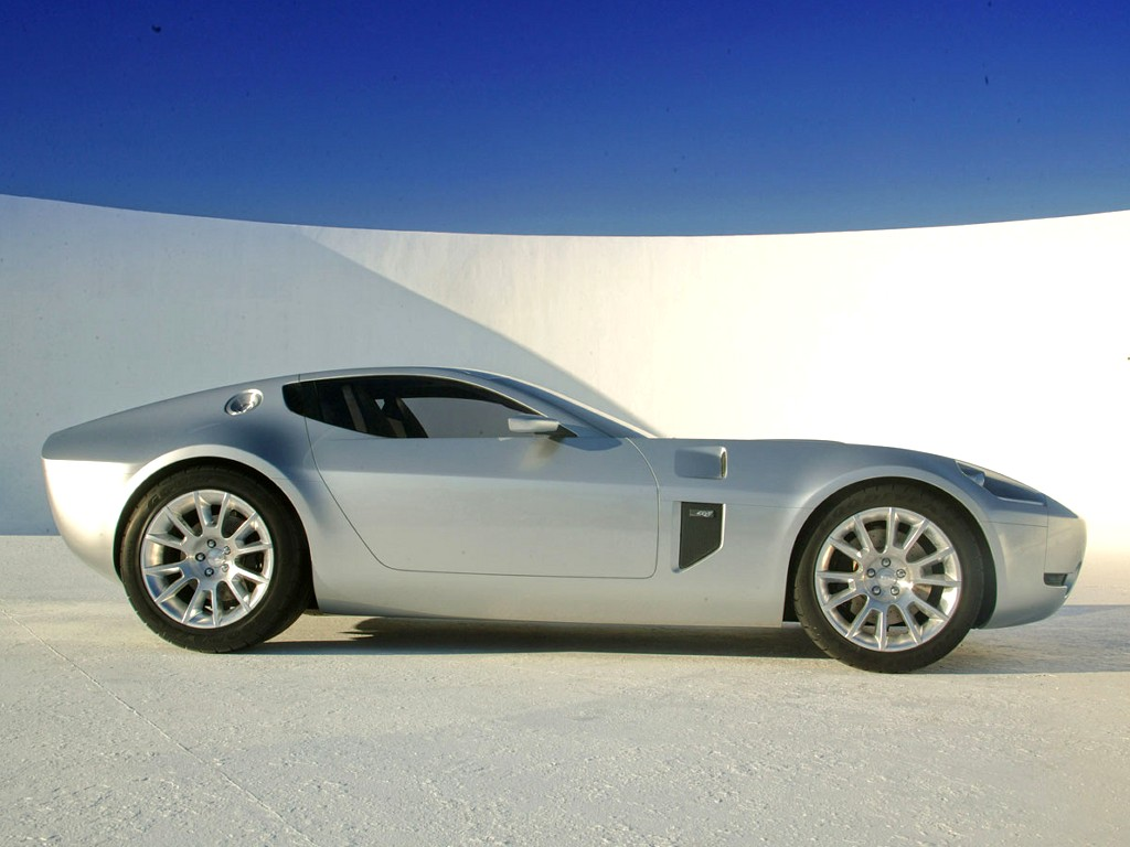 Ford Shelby GR-1 Concept #11