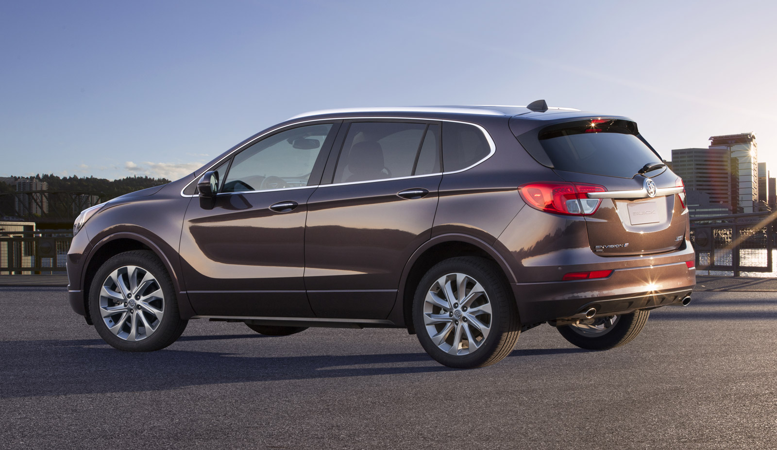 Buick Envision #4