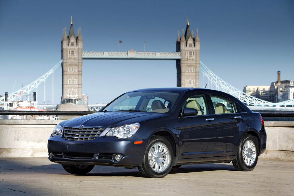 2009 Chrysler Sebring #4