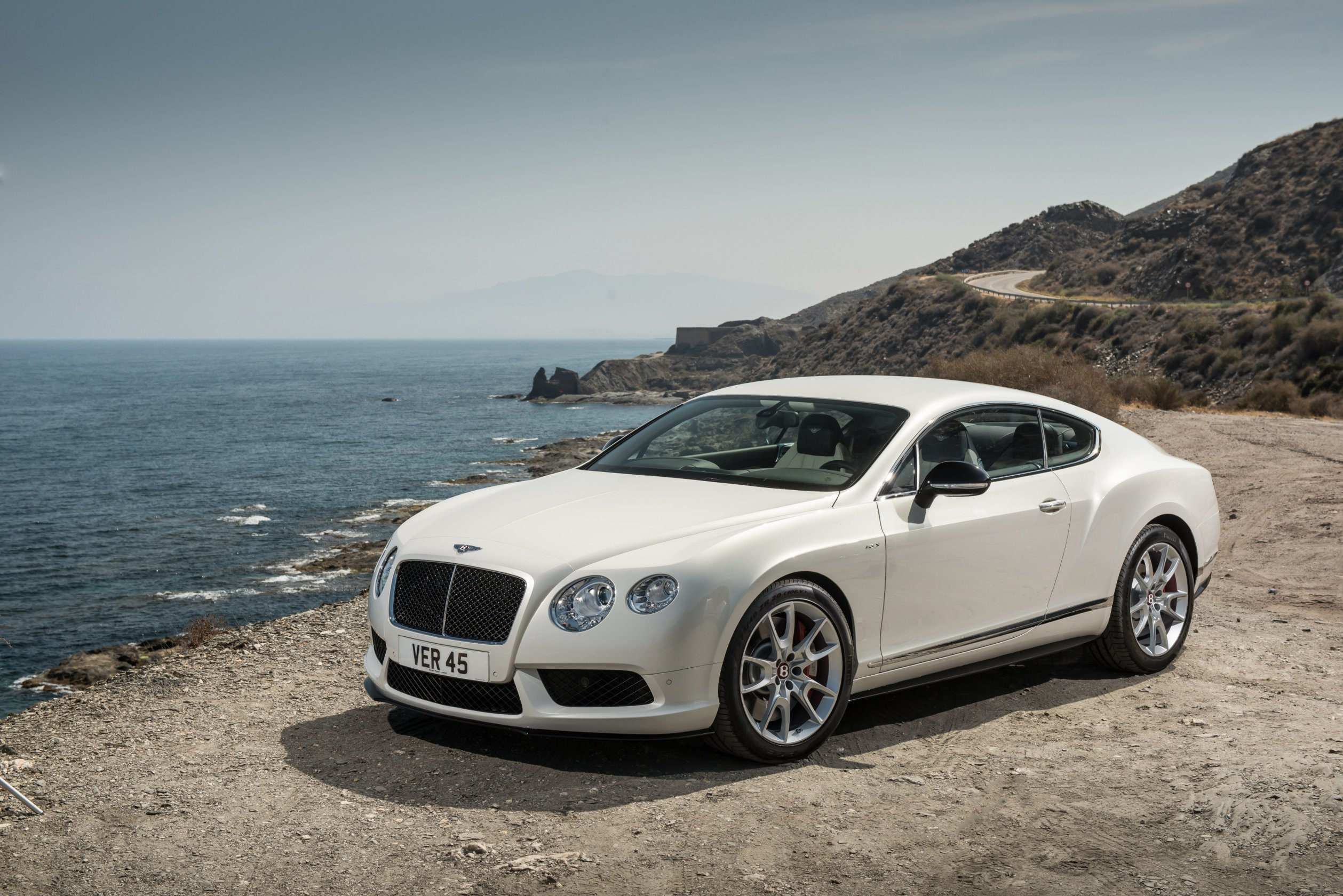 2014 Bentley Continental Gt #1