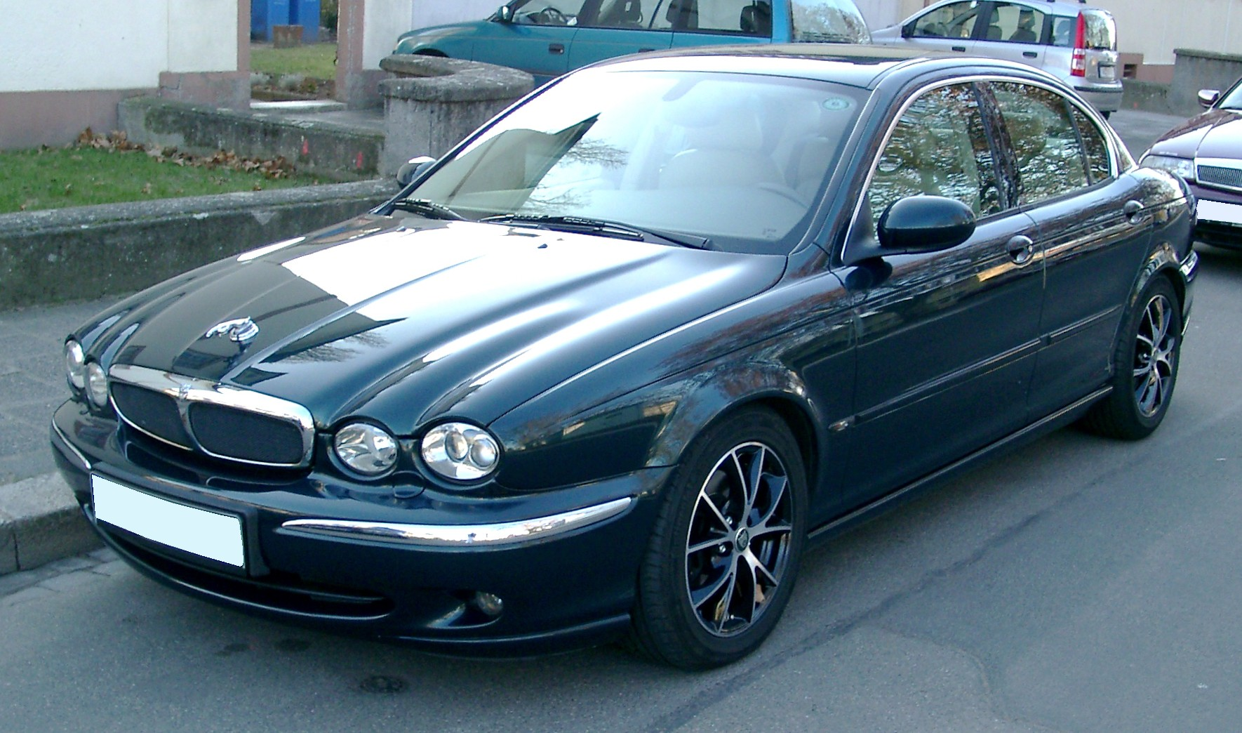 2007 Jaguar X-type #1