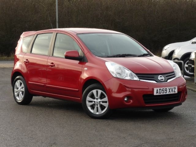 2010 Nissan Note #8