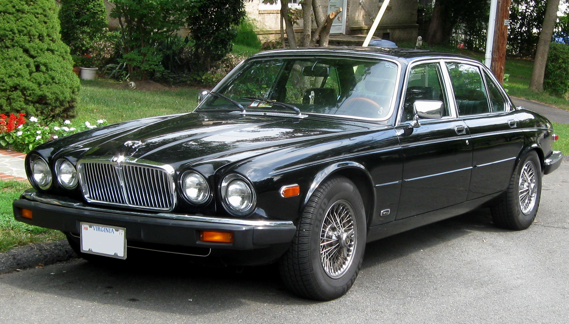 1991 Jaguar Xj-series #8