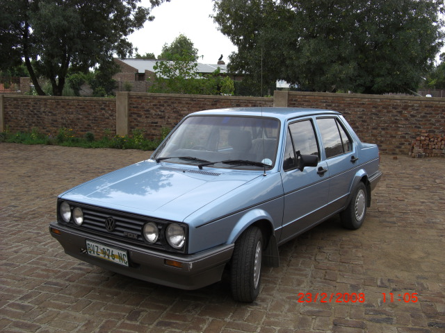 1991 Volkswagen Fox #7