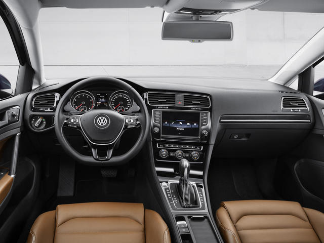 2014 Volkswagen Golf #14