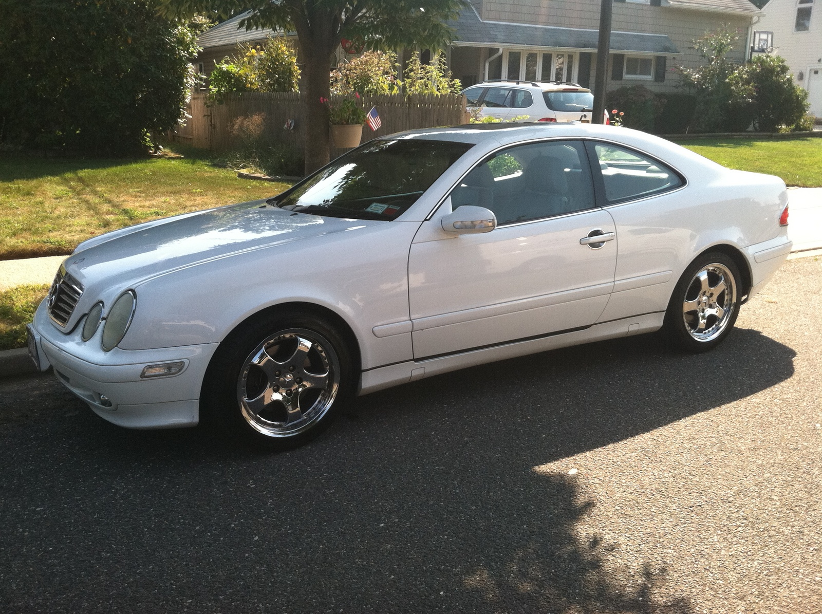 2000 Mercedes-Benz CLK #11