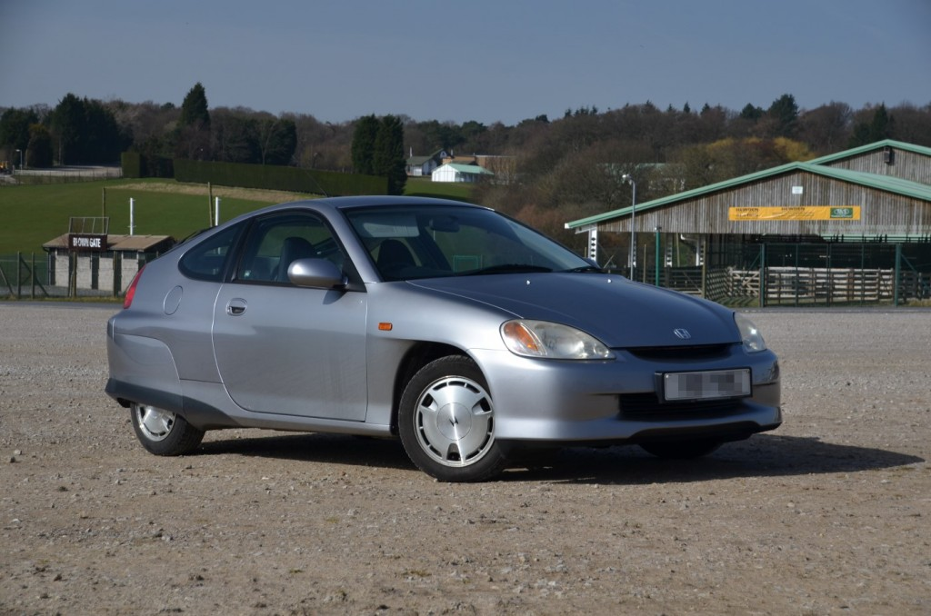 2000 Honda Insight #1