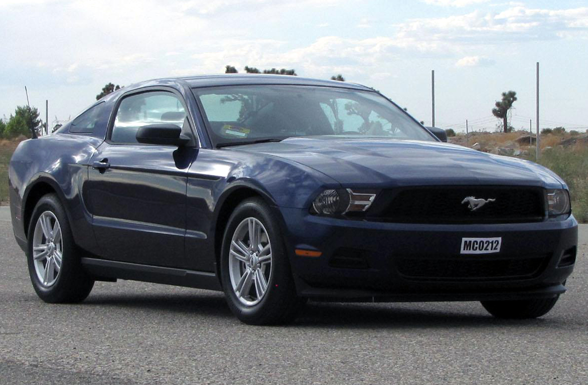 2012 Ford Mustang #6