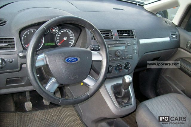 2003 Ford C-MAX #12
