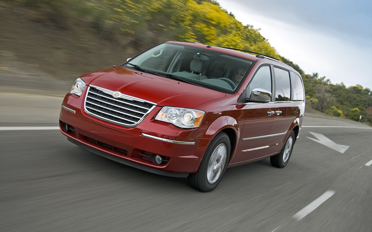 2009 Chrysler Town And Country #6