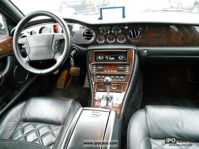 2003 Bentley Arnage #8