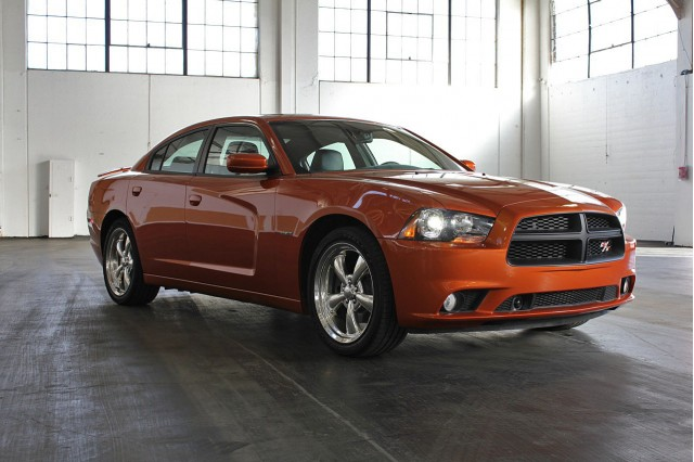2011 Dodge Charger #9