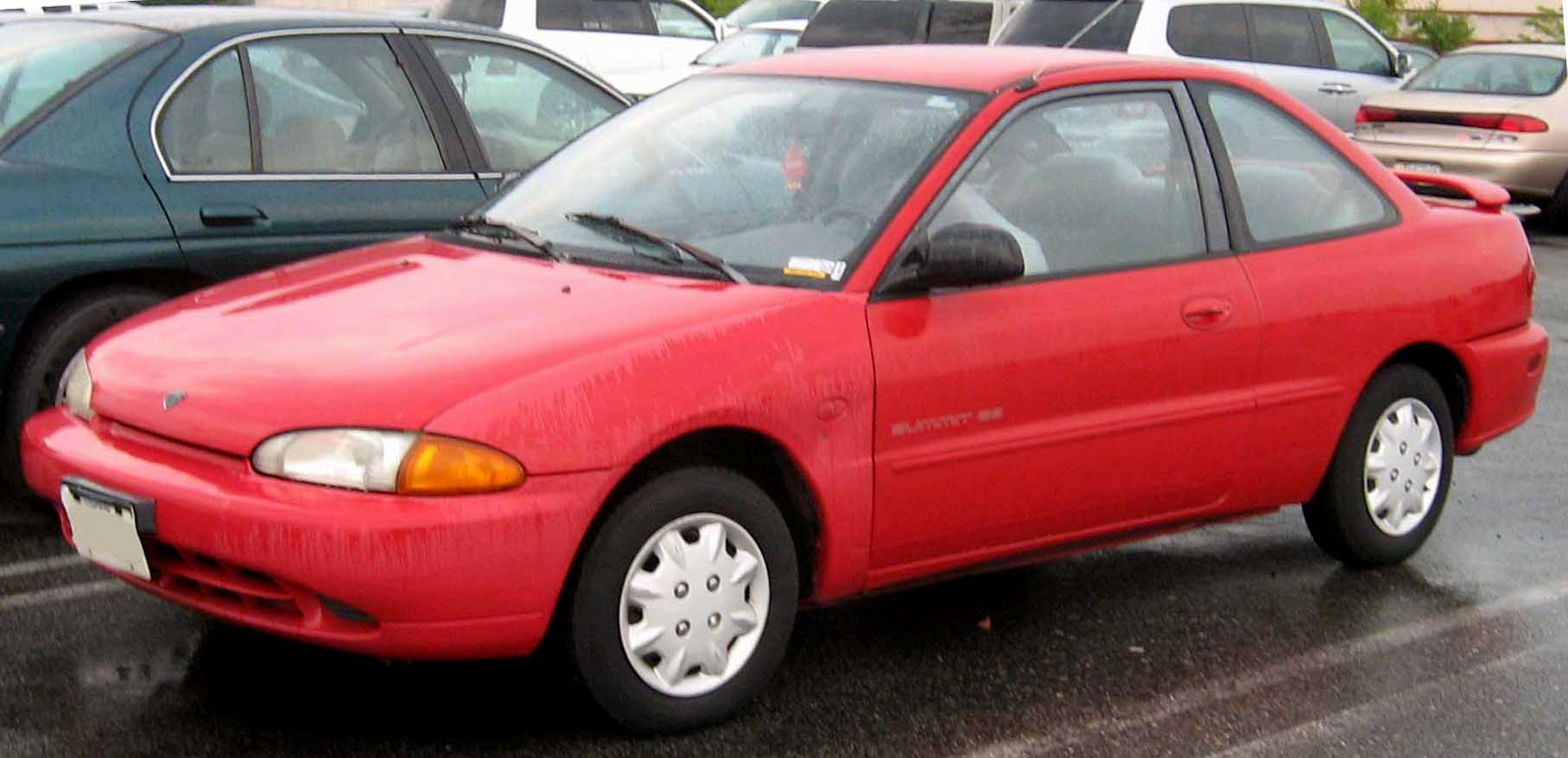 1994 Plymouth Colt #5