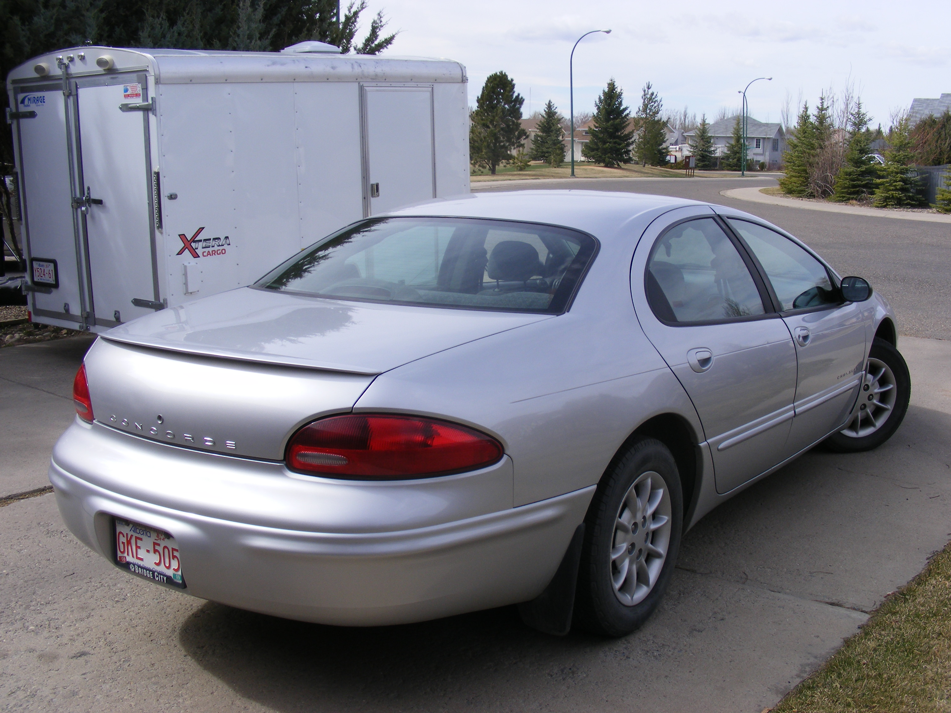 1998 Chrysler Concorde #9