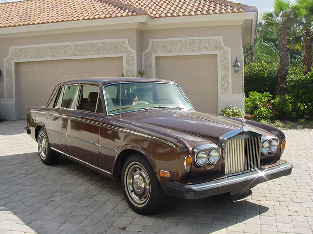 1974 Rolls royce Silver Shadow #3