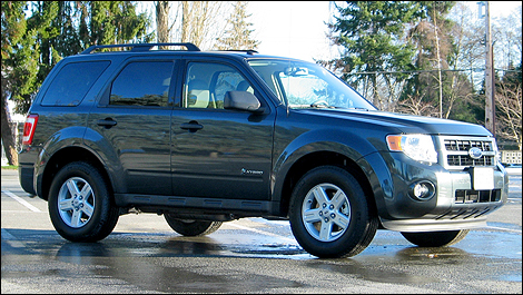2009 Ford Escape Hybrid #7