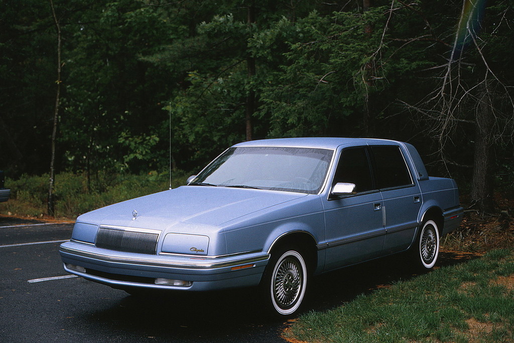 1993 chrysler new yorker photos informations articles for 93 chrysler new yorker salon