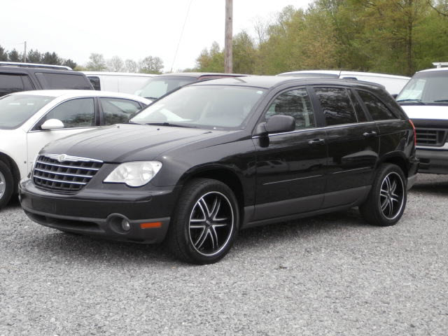 Chrysler Pacifica #12