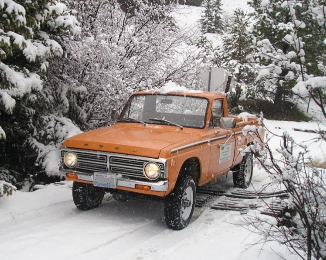 1985 Ford Courier #7