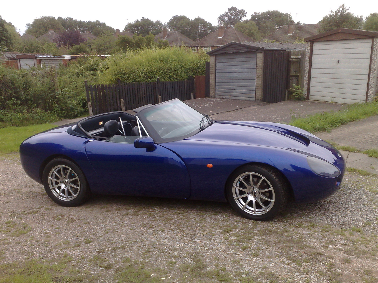 1992 TVR Griffith #9