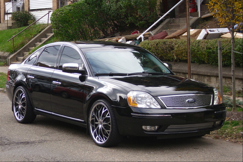 Ford Five Hundred #11