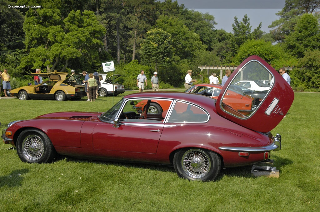 1972 Jaguar E-Type #5