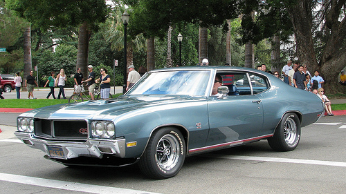 1970 Buick GS #11