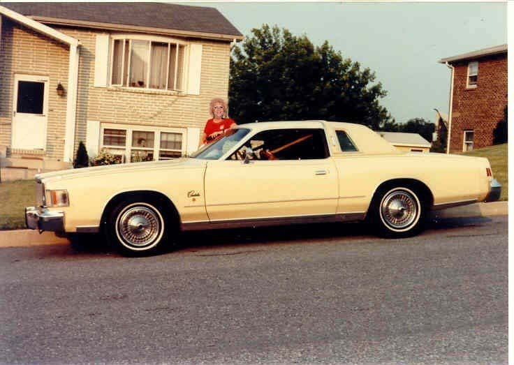 1978 Chrysler Cordoba #9