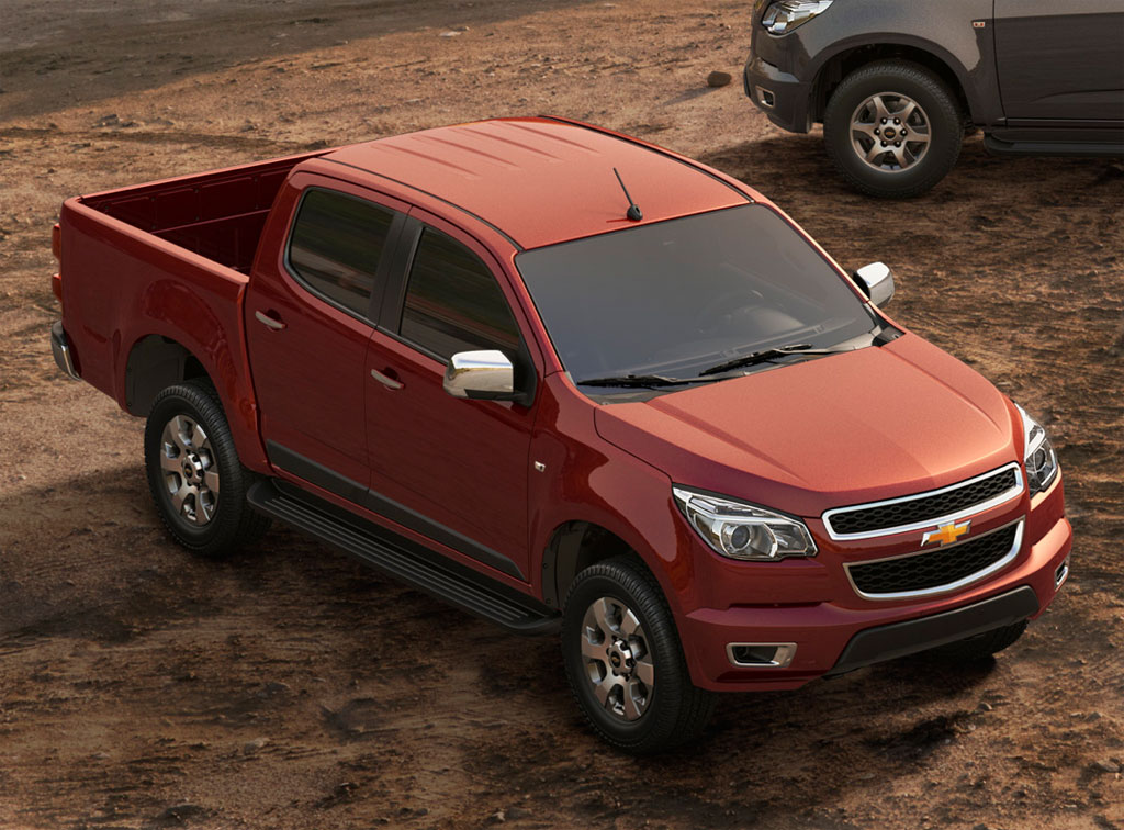 2012 Chevrolet Colorado #10