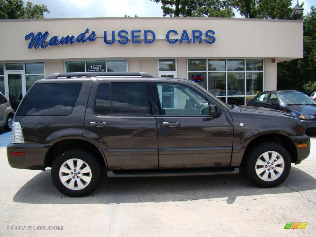 2006 Mercury Mountaineer #8