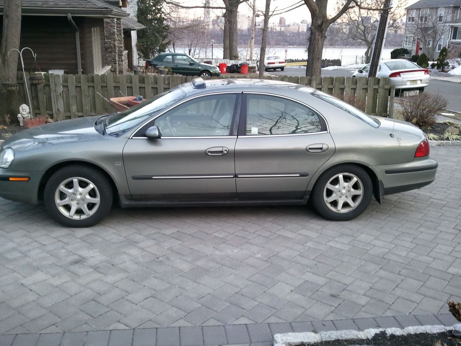 2001 Mercury Sable #12
