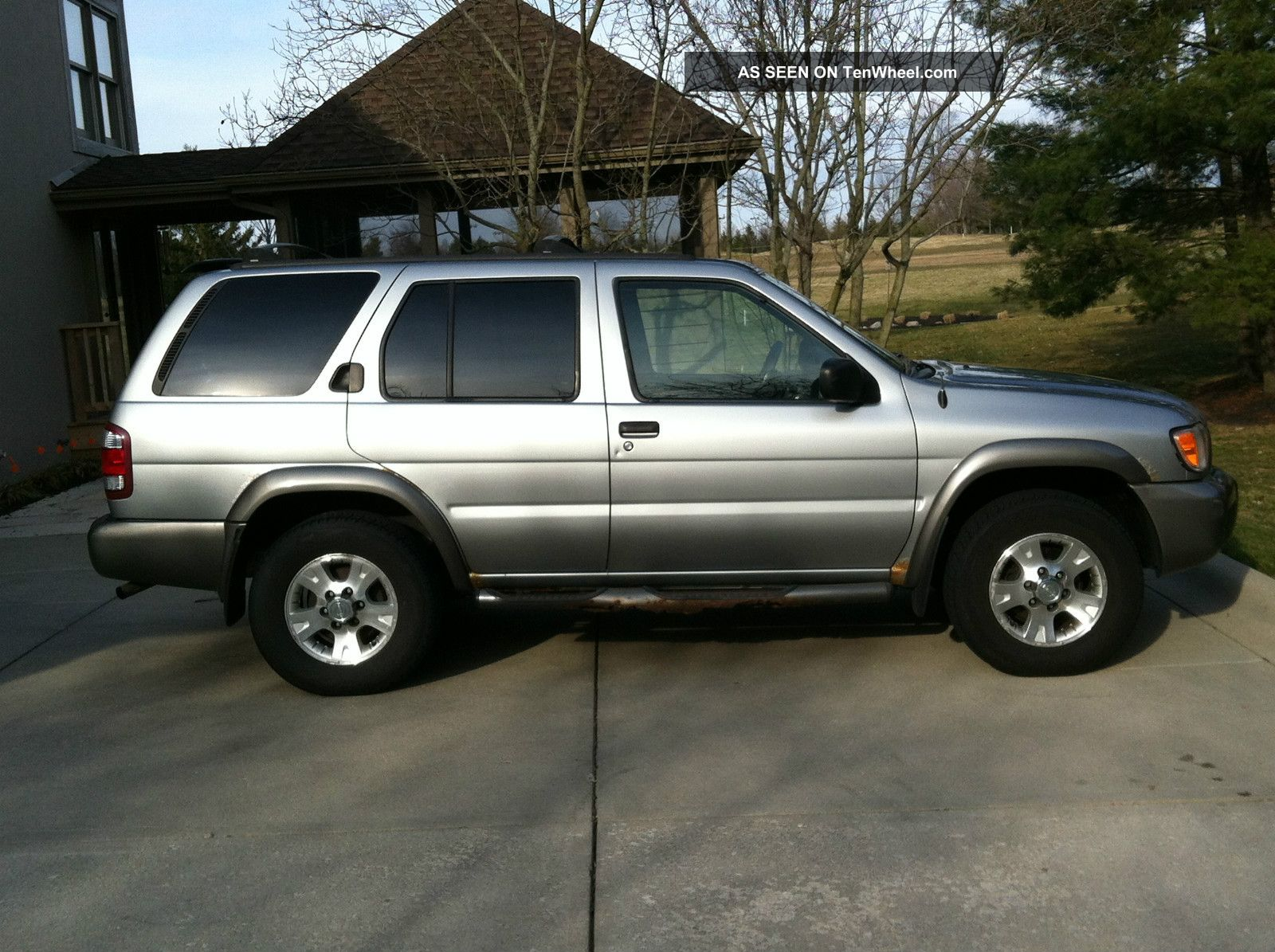 1999 Nissan Pathfinder Photos Informations Articles Tahoe Fuel Filter 6