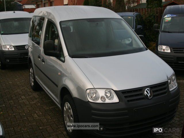 2009 Volkswagen Caddy #13