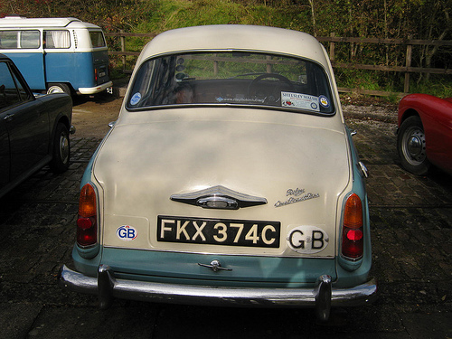 1965 Riley One-Point-Five #17