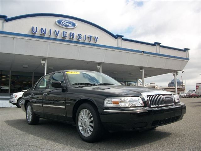 2011 Mercury Grand Marquis #6