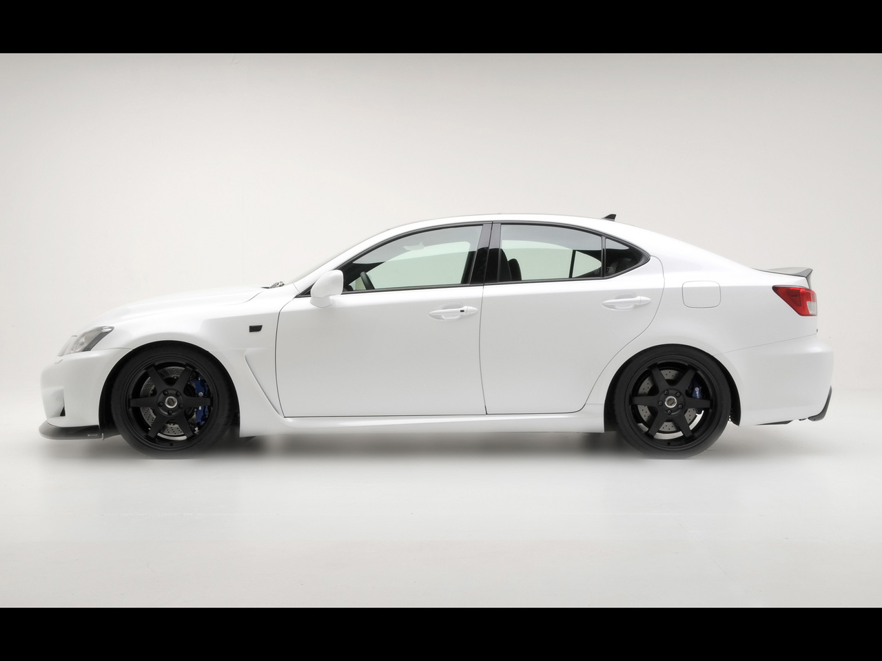 2009 Lexus Is F #16