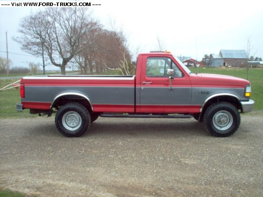 1993 Ford F-250 #5