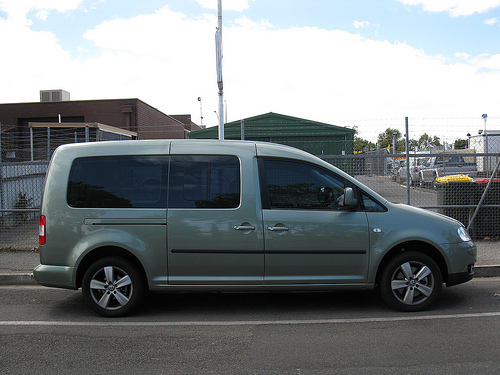 2009 Volkswagen Caddy #11