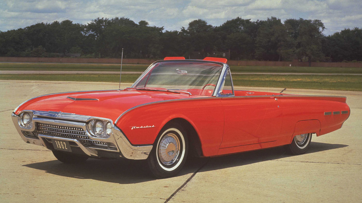 Ford Thunderbird #7