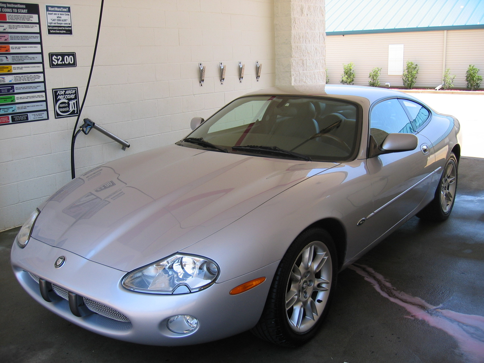 2001 Jaguar Xk-series #5